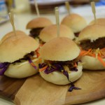 Pulled Pork Slider with Slaw