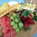 Fruit and Cheese Platter