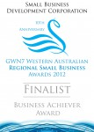Business Achiever Award Finalist
